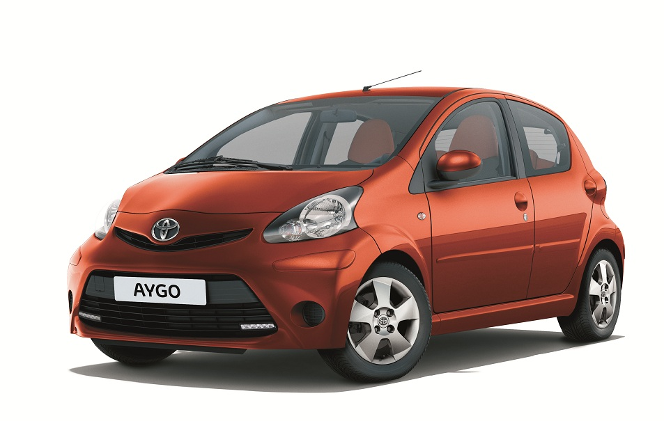 Toyota Aygo Owner's Workshop Manuals PDF