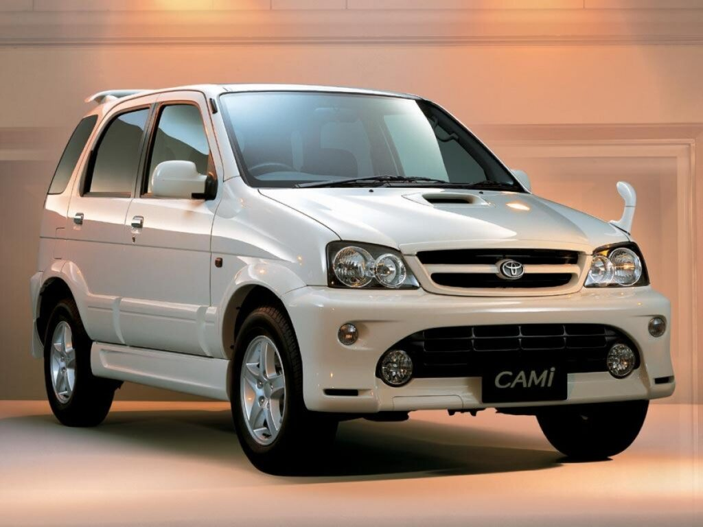 Toyota Cami Service Repair Manuals PDF