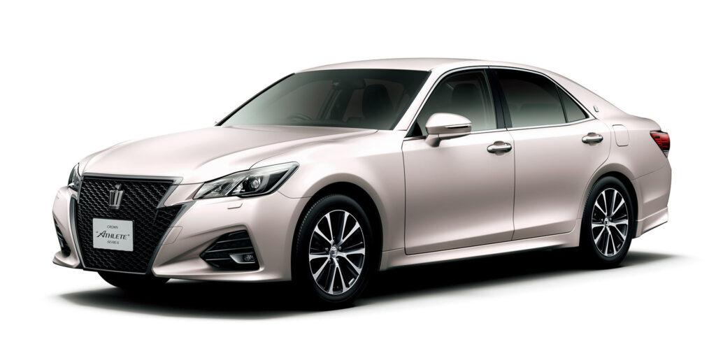 Toyota Crown Owner's Workshop Manuals PDF
