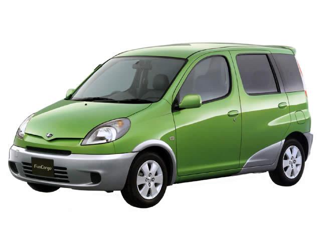 Toyota FunCargo Service Repair Manuals PDF