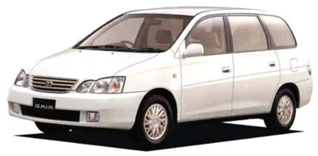 Toyota Gaia Service Repair Manual