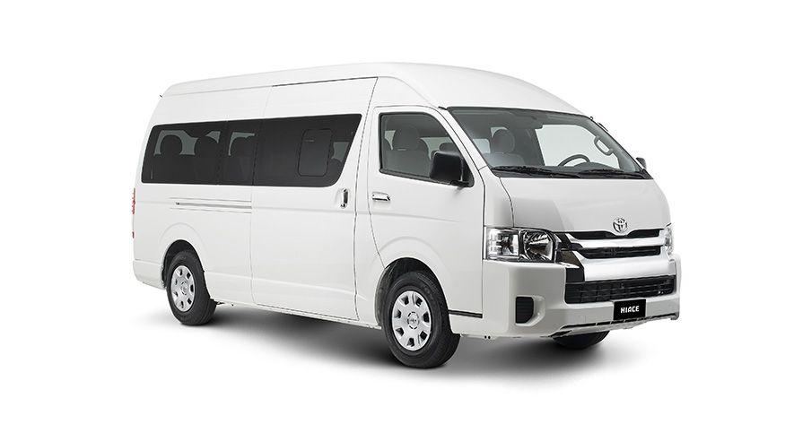 Toyota HiAce Owner's Workshop Manuals PDF