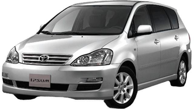 Toyota Ipsum Owner's Workshop Manuals