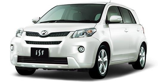 Toyota Ist Owner's Workshop Manuals PDF