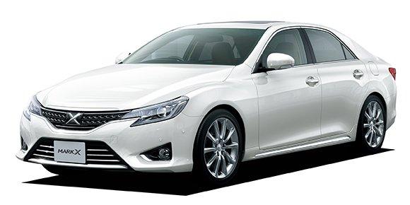 Toyota Mark X Owner's Workshop Manuals