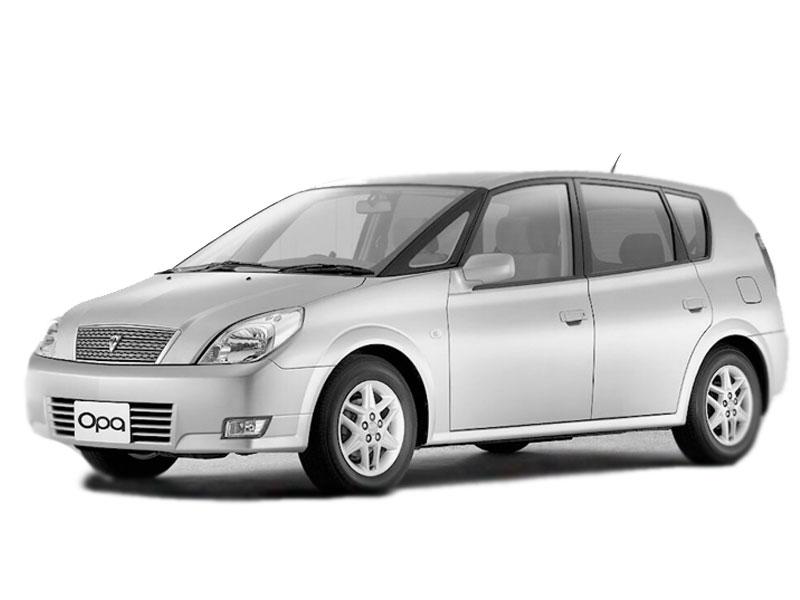Toyota Opa Owner's Workshop Manuals PDF
